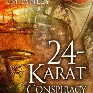 Trent & Reed Sneak Peek: 24-Karat Conspiracy #mmromance @dreamspinners